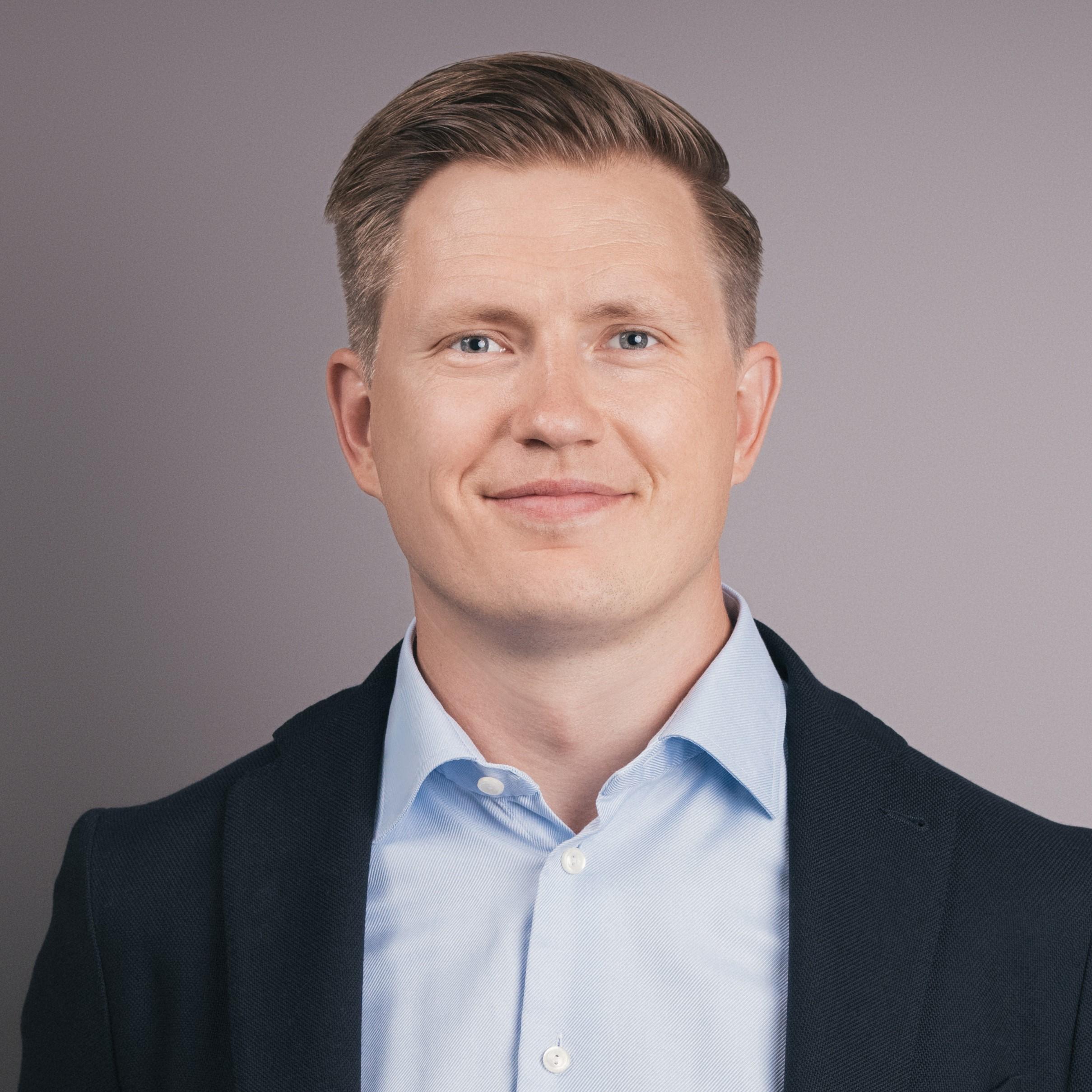 Photo of Daniel Ahlstrand