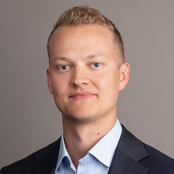 Photo of Gustav Friberg